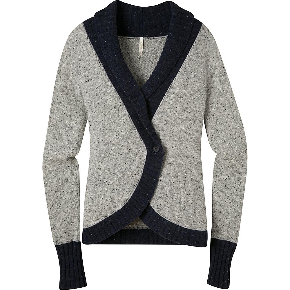 Mountain Khakis Fleck Shawl Cardigan Sweater M - Lunar - Mountain Khakis Womens Apparel - Apparel & Footwear, Women's Apparel