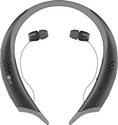 LG Tone Active + Wireless Stereo Headset Black - LG Headphones & Speakers