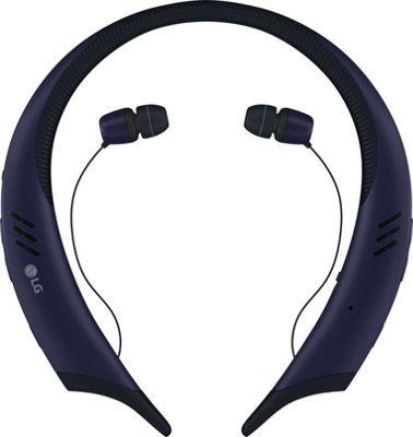 LG Tone Active + Wireless Stereo Headset Blue - LG Headphones & Speakers