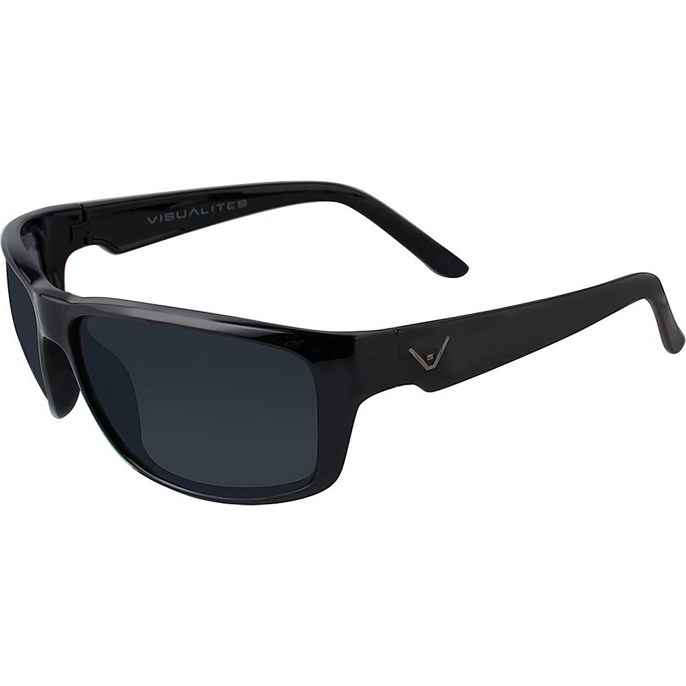 Visualites Sun Reader 2 Reading Sunglasses 2.50 Black Visualites Sunglasses