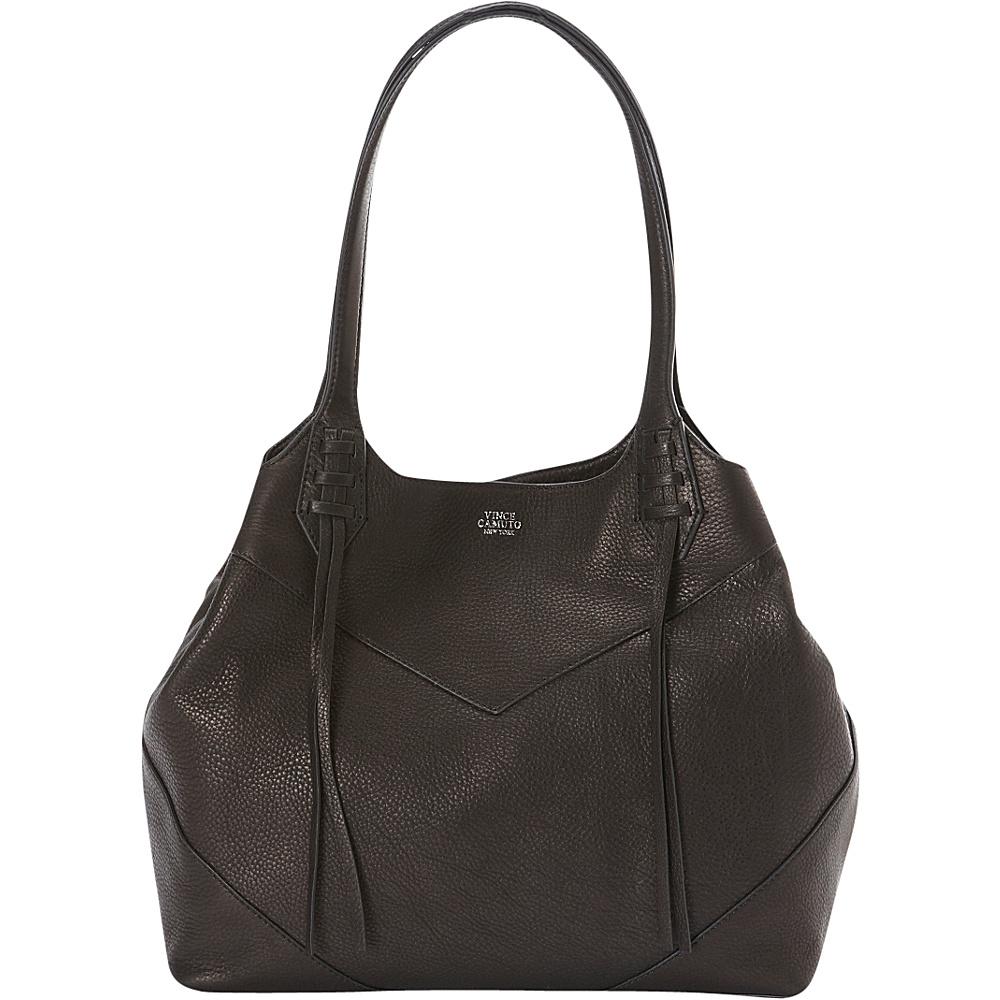 Vince Camuto Fargo Tote Black Vince Camuto Designer Handbags