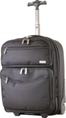 CODi Urban Roller 17 inch Wheeled Case Black - CODi Rolling Backpacks