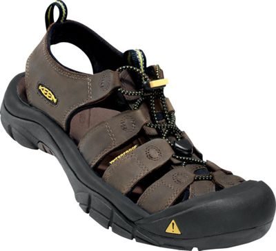 KEEN Mens Newport Sandal 11 - Bison - KEEN Men's Footwear