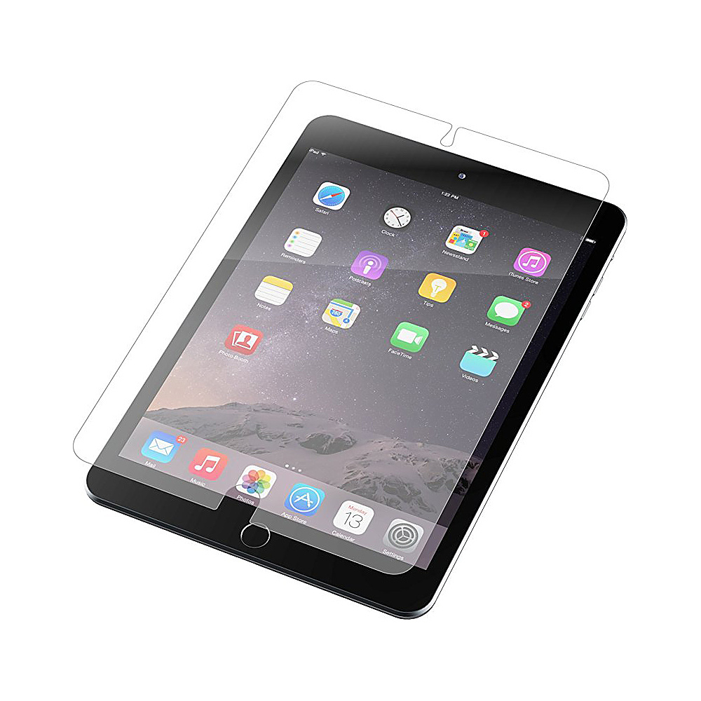 Zagg invisibleSHIELD HD Clarity for iPad Mini 4 Clear Zagg Electronic Cases