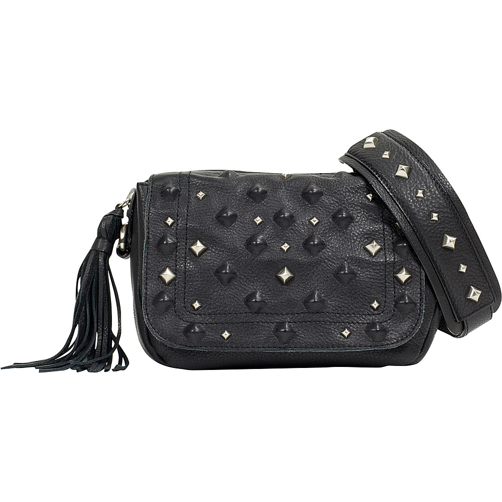 Sanctuary Handbags Rockstars Camera Crossbody Bag Black Sanctuary Handbags Designer Handbags