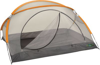 Stansport Starlite II Mesh Backpackers Tent Neon Orange - Stansport Outdoor Accessories