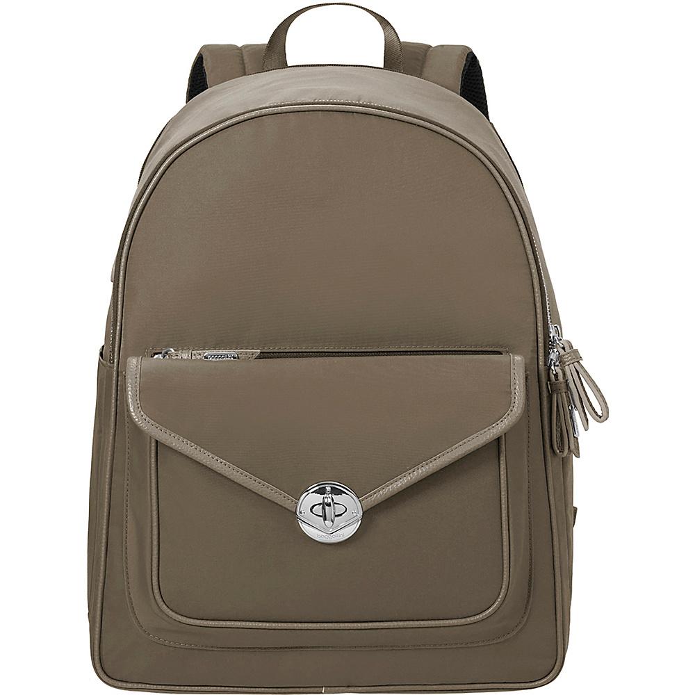 baggallini Granada Laptop Backpack Walnut - baggallini Business & Laptop Backpacks - Backpacks, Business & Laptop Backpacks