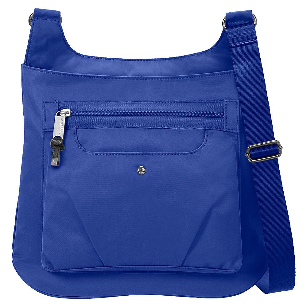 baggallini Savvy Top Zip Crossbody COBALT - baggallini Fabric Handbags - Handbags, Fabric Handbags