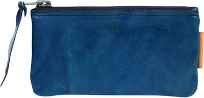 Old Trend Old Trend Joe Clutch Navy - Old Trend Leather Handbags