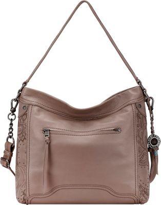 The Sak Tahoe Hobo Mocha Paisley - The Sak Leather Handbags