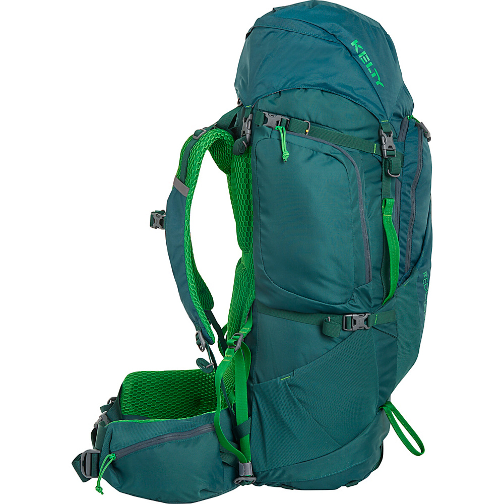 Kelty Coyote 65 Hiking Backpack 3 Colors Day Hiking
