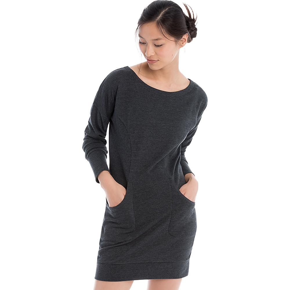 Lole Sika Dress S - Black Heather - Lole Womens Apparel - Apparel & Footwear, Women's Apparel