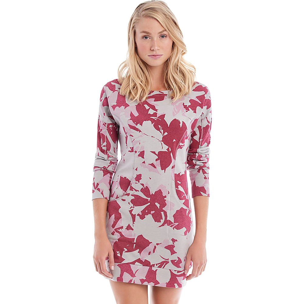 Lole Sika Dress M - Rumba Red Drizzle - Lole Womens Apparel - Apparel & Footwear, Women's Apparel