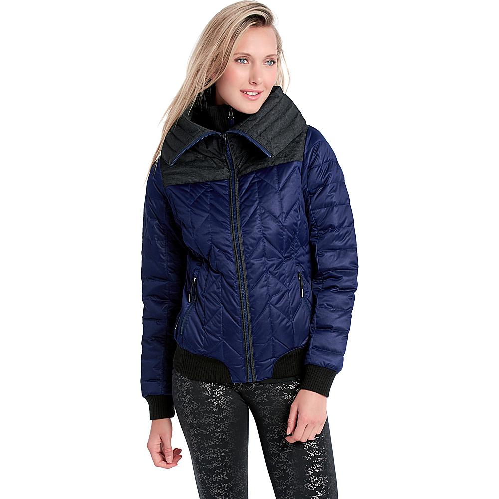 Lole Colleen Jacket L - Amalfi Blue Heather - Lole Womens Apparel - Apparel & Footwear, Women's Apparel