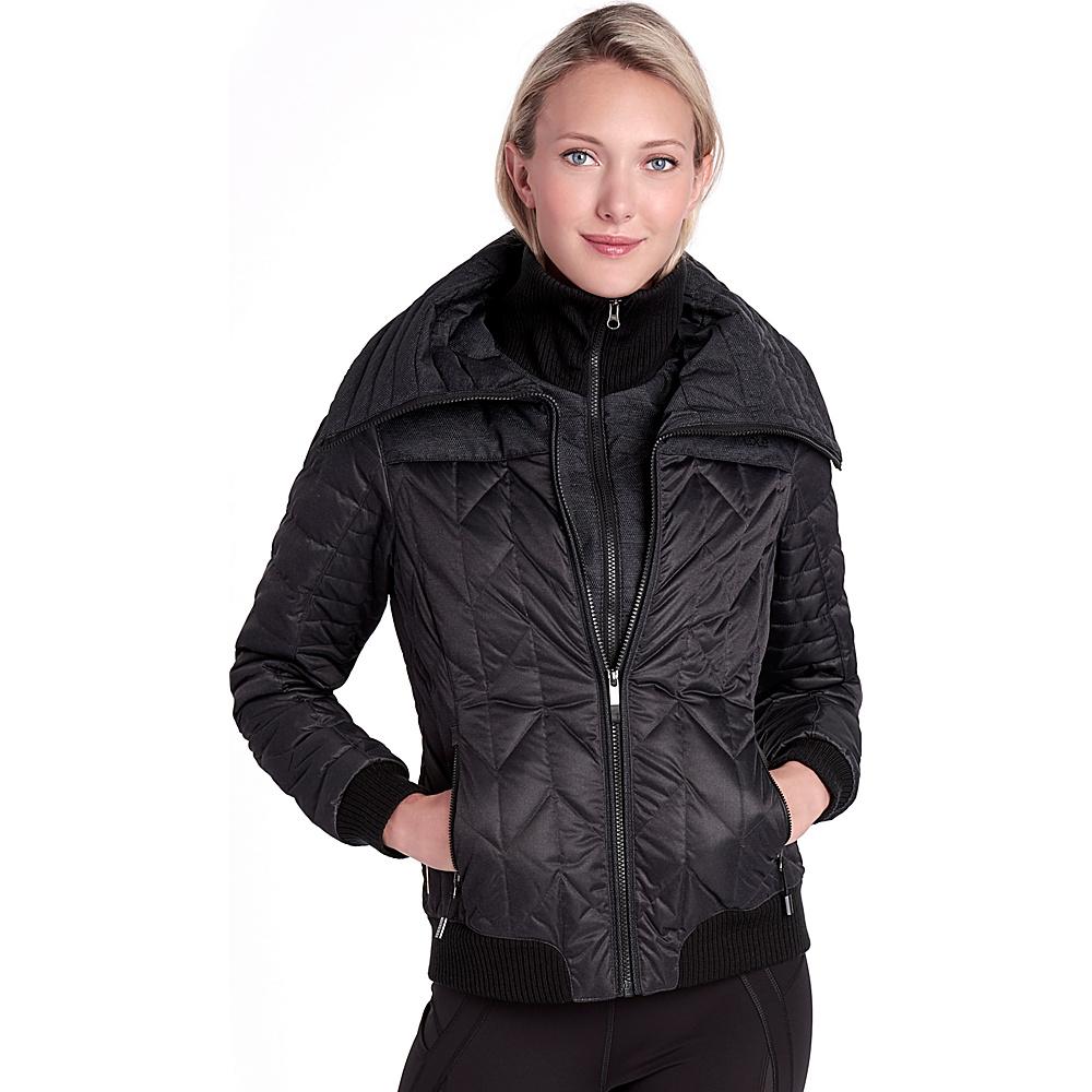 Lole Colleen Jacket XS - Dark Charcoal Heather - Lole Womens Apparel - Apparel & Footwear, Women's Apparel