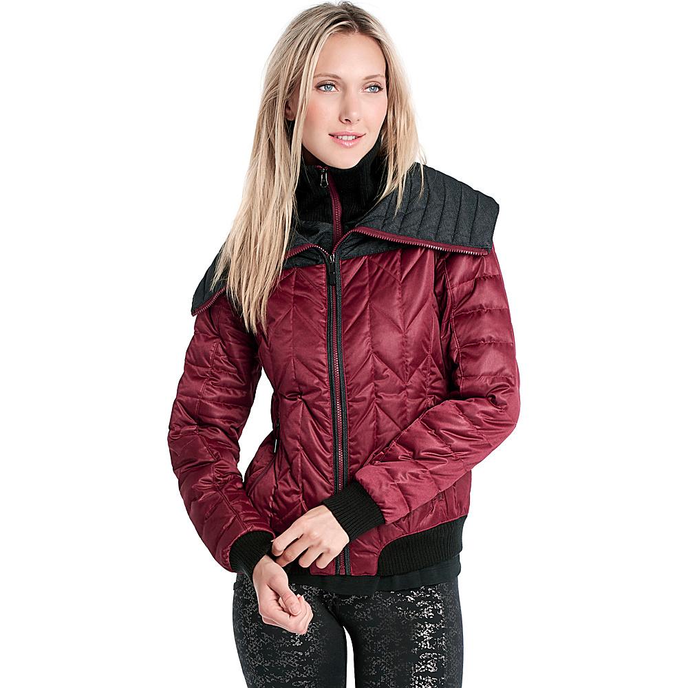 Lole Colleen Jacket XS - Red Sea Heather - Lole Womens Apparel - Apparel & Footwear, Women's Apparel