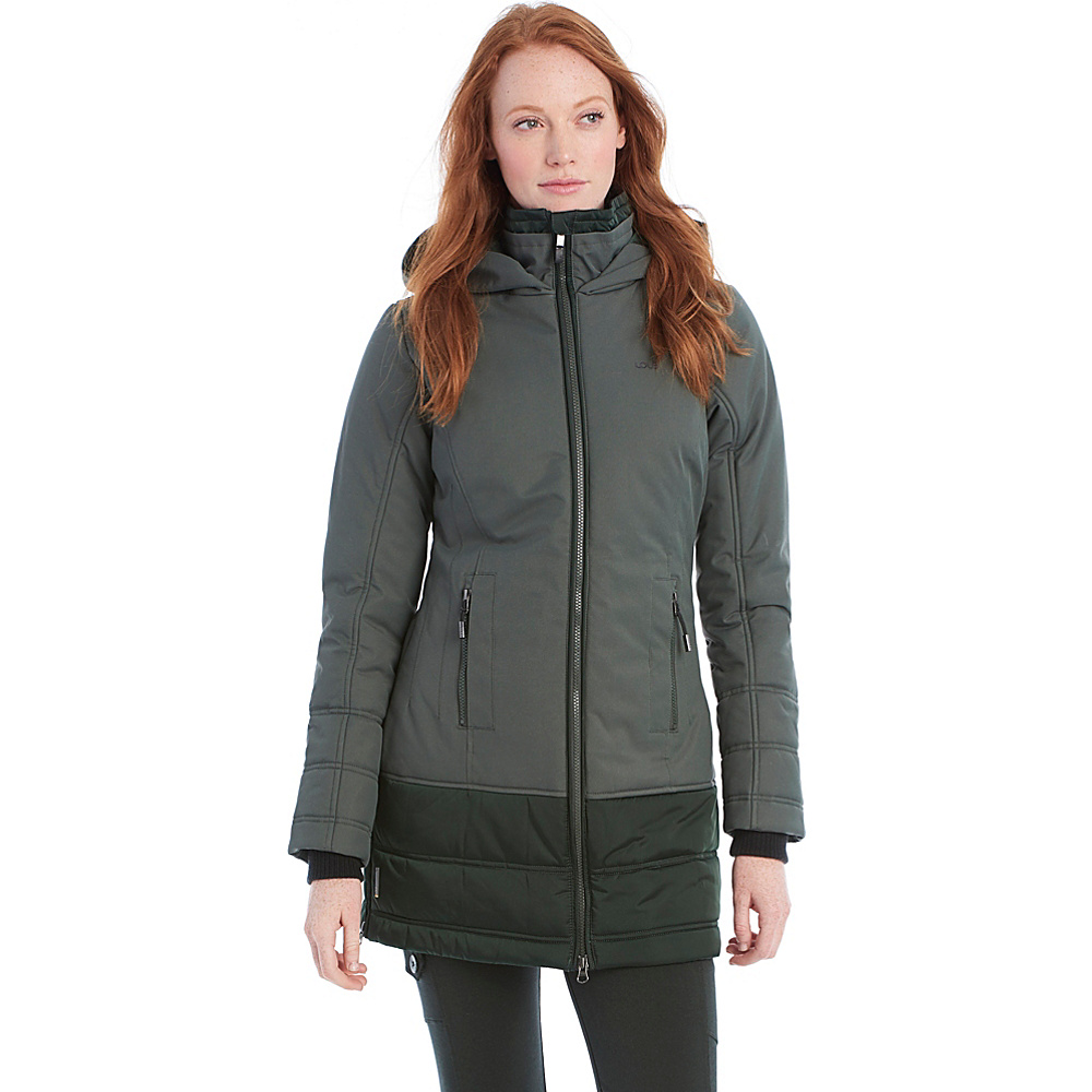 Lole Bailee Jacket S - Forest - Lole Womens Apparel - Apparel & Footwear, Women's Apparel