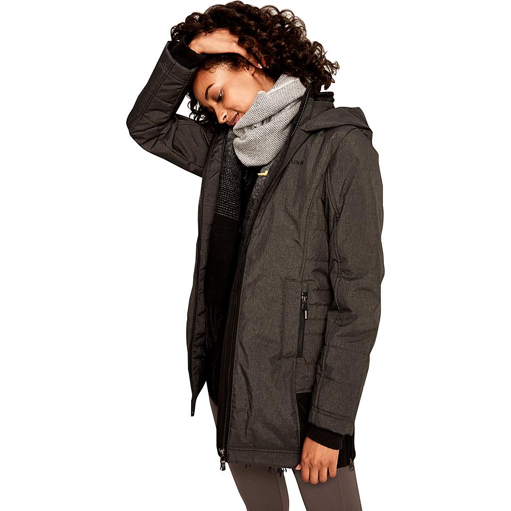 Lole Bailee Jacket S - Black Alternative - Lole Womens Apparel - Apparel & Footwear, Women's Apparel