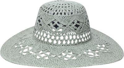Ale by Alessandra Floresta Floppy Hat One Size - Mint - Ale by Alessandra Hats/Gloves/Scarves