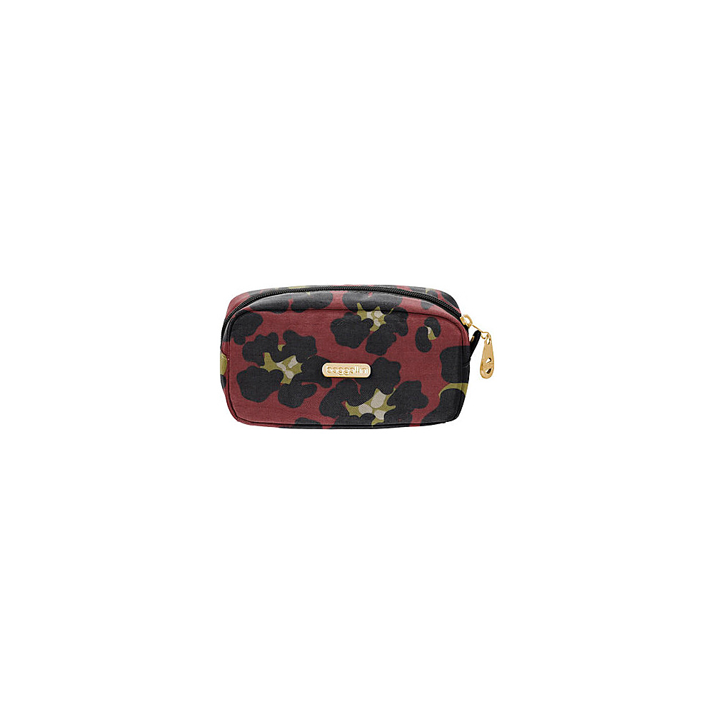 baggallini Tokyo Square Case - Retired Colors Scarlet Cheetah - baggallini Womens SLG Other - Women's SLG, Women's SLG Other