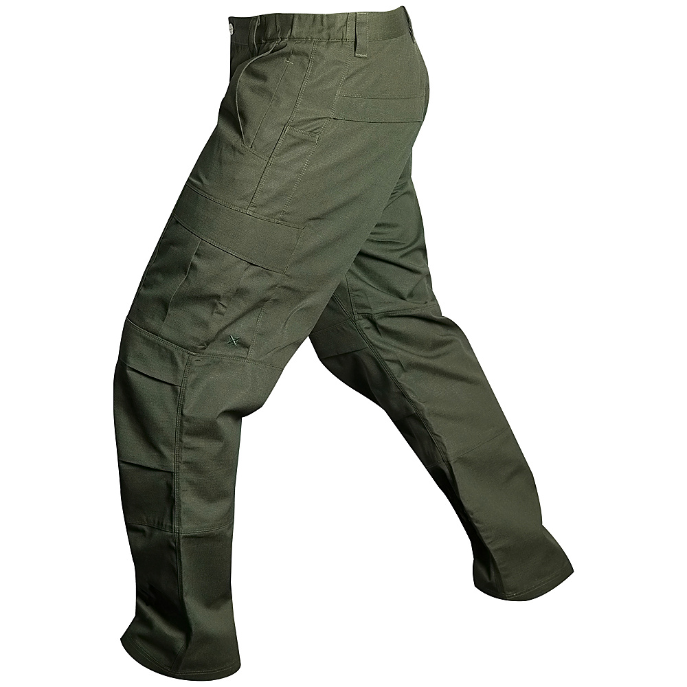 Vertx Phantom Ops IntelliDry Mens Pants 31 - 34in - Od Green - Vertx Mens Apparel - Apparel & Footwear, Men's Apparel