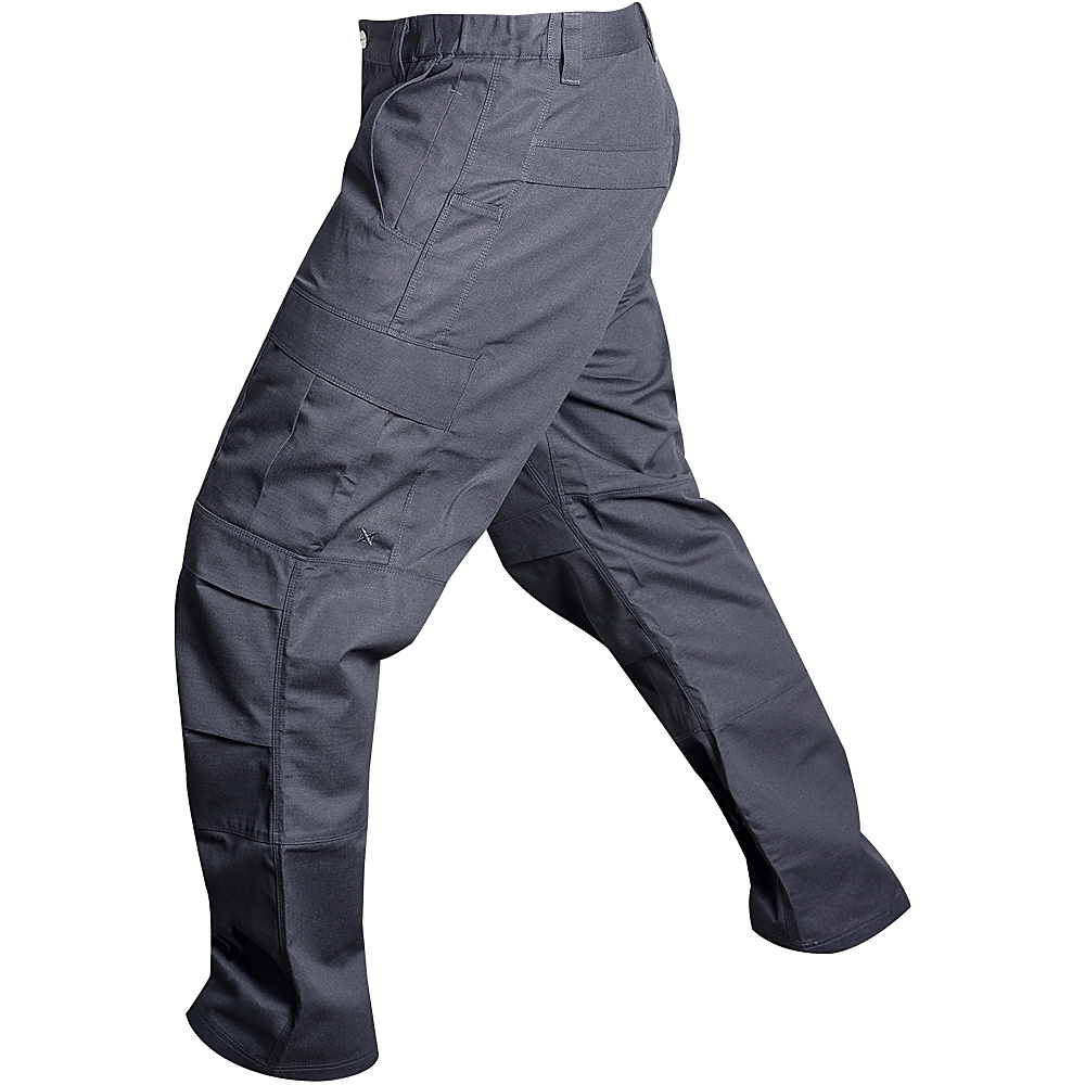 Vertx Phantom Ops IntelliDry Mens Pants 30 - 34in - Smoke Grey - Vertx Mens Apparel - Apparel & Footwear, Men's Apparel