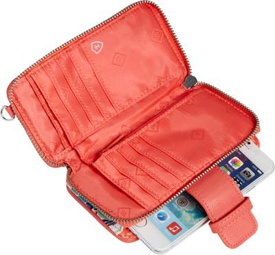 Vera Bradley RFID Smartphone Wristlet Rumba - Vera Bradley Women's Wallets