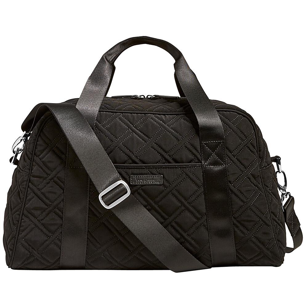 Vera Bradley Compact Sport Bag - Solid Classic Black - Vera Bradley Travel Duffels - Duffels, Travel Duffels