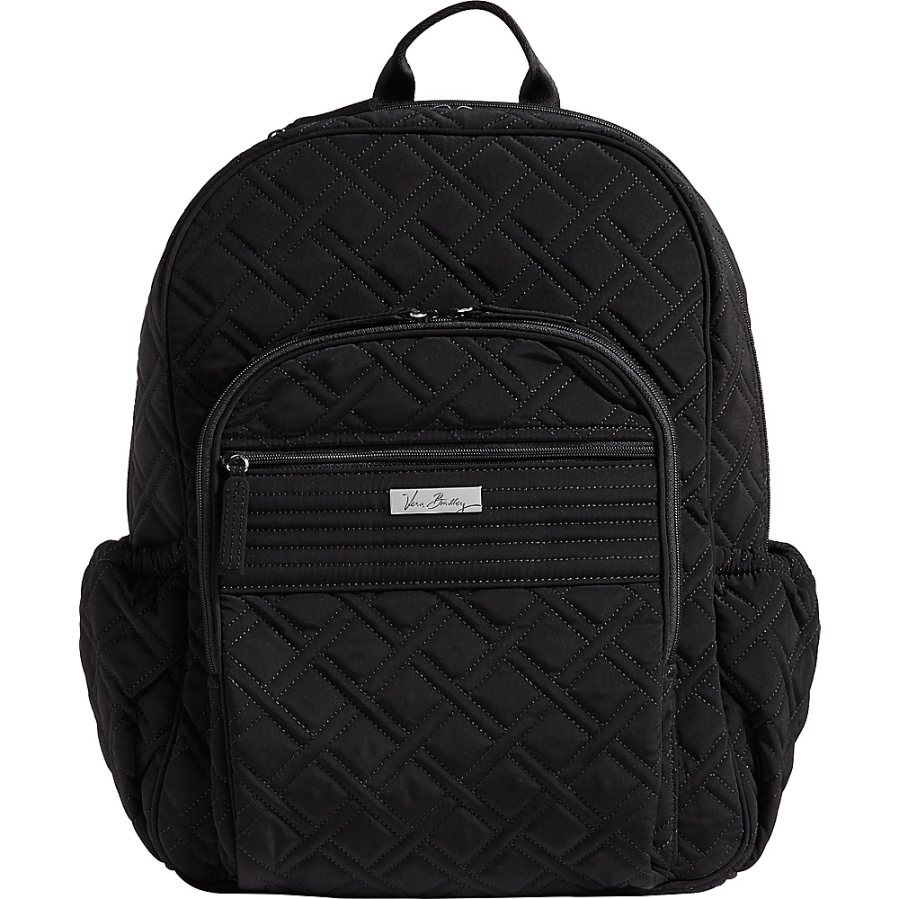 Vera Bradley Keep Charged Campus Tech Backpack - Solid Classic Black - Vera Bradley Business & Laptop Backpacks - Backpacks, Business & Laptop Backpacks