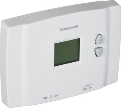 Honeywell Honeywell Digital Non-Programmable Thermostat White - Honeywell Smart Home Automation