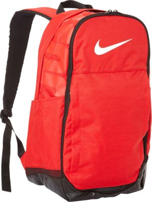 Nike Brasilia 7 XL Laptop Backpack University Red/Black/White - Nike Business & Laptop Backpacks