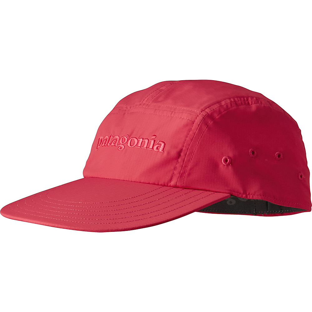 Patagonia Longbill Stretch Fit Cap S/M - Cerise - L/XL - Patagonia Hats/Gloves/Scarves - Fashion Accessories, Hats/Gloves/Scarves