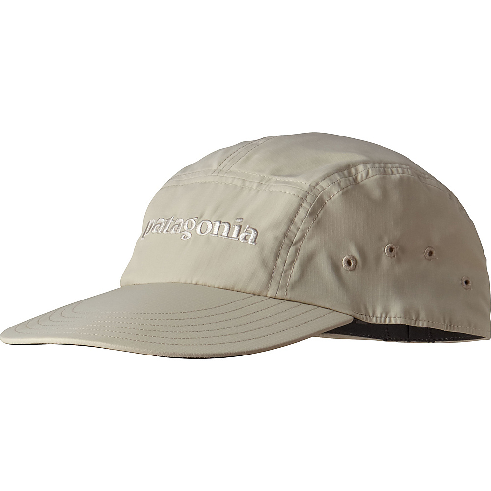 Patagonia Longbill Stretch Fit Cap L/XL - Pelican - Patagonia Hats/Gloves/Scarves - Fashion Accessories, Hats/Gloves/Scarves