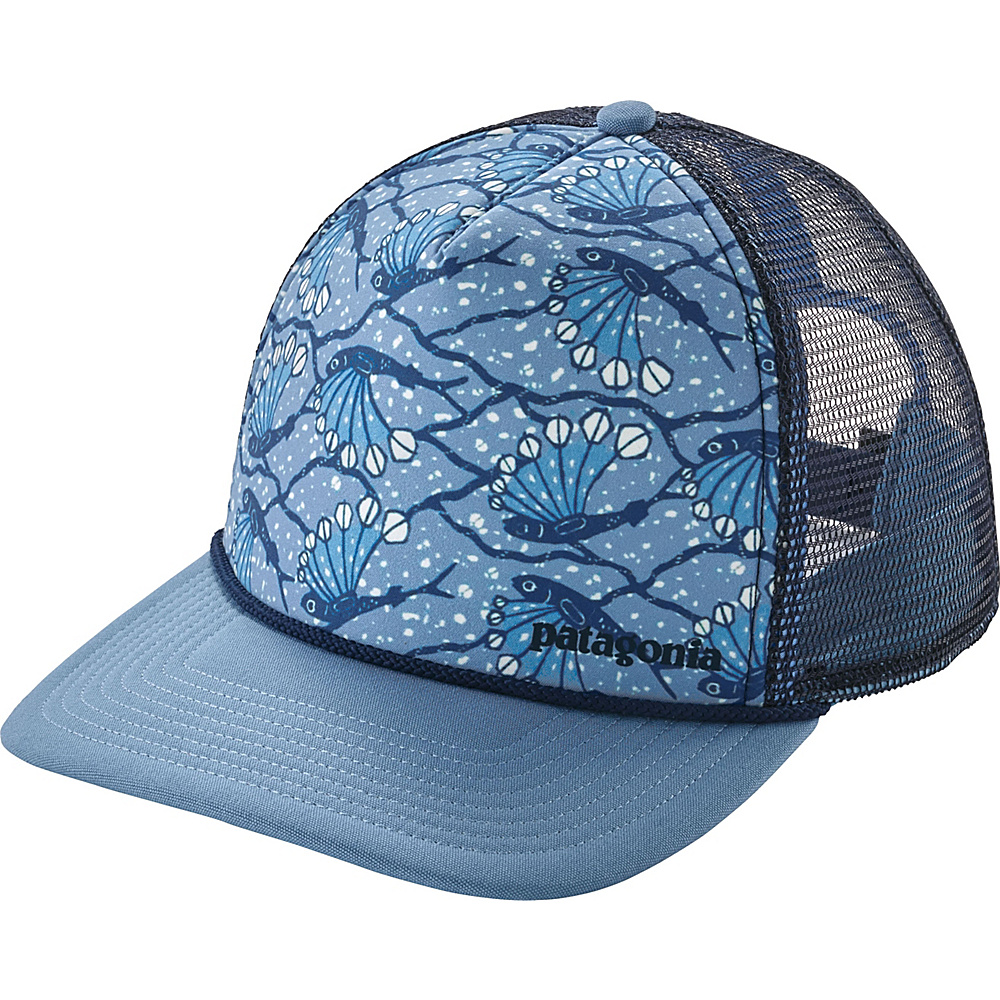 Patagonia Wave Worn Interstate Hat One Size - Railroad Blue - Patagonia Hats/Gloves/Scarves - Fashion Accessories, Hats/Gloves/Scarves