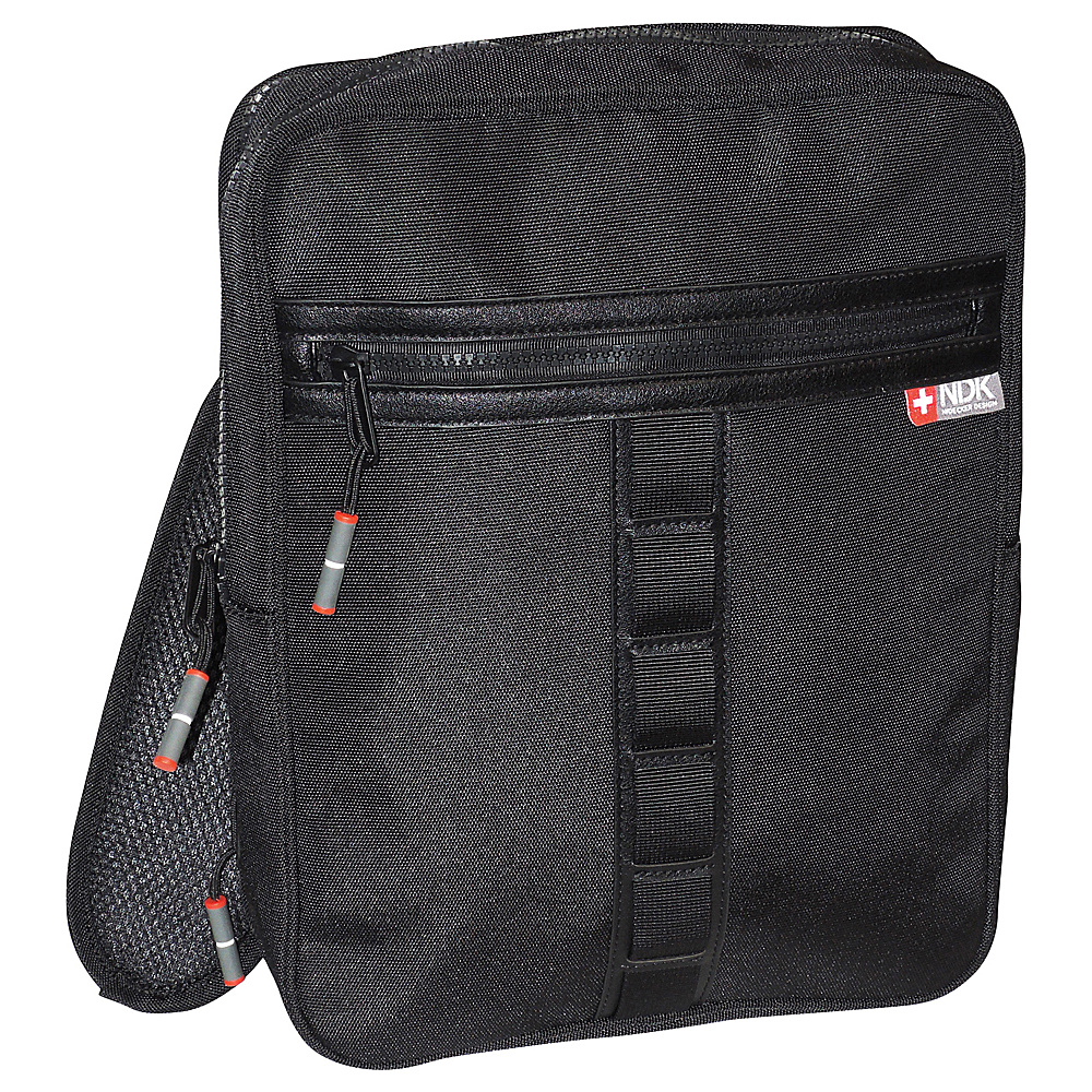 Nidecker Design Capital Collection Sling Backpack Black Nidecker Design Everyday Backpacks