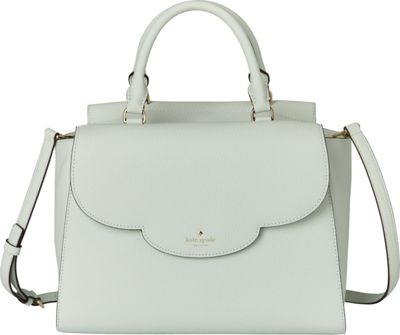 kate spade new york Leewood Place Makayla Satchel Mint Splash - kate spade new york Designer Handbags