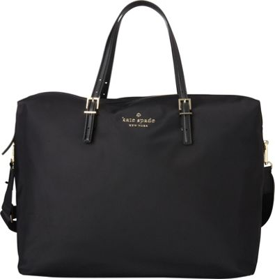 kate spade new york Watson Lane Lyla Satchel Black - kate spade new york Designer Handbags 10525724