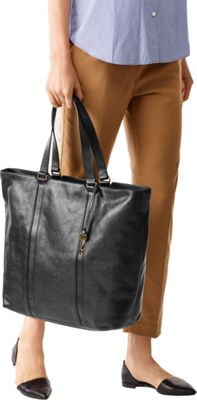 Fossil Maya Work Tote Brown - Fossil Leather Handbags