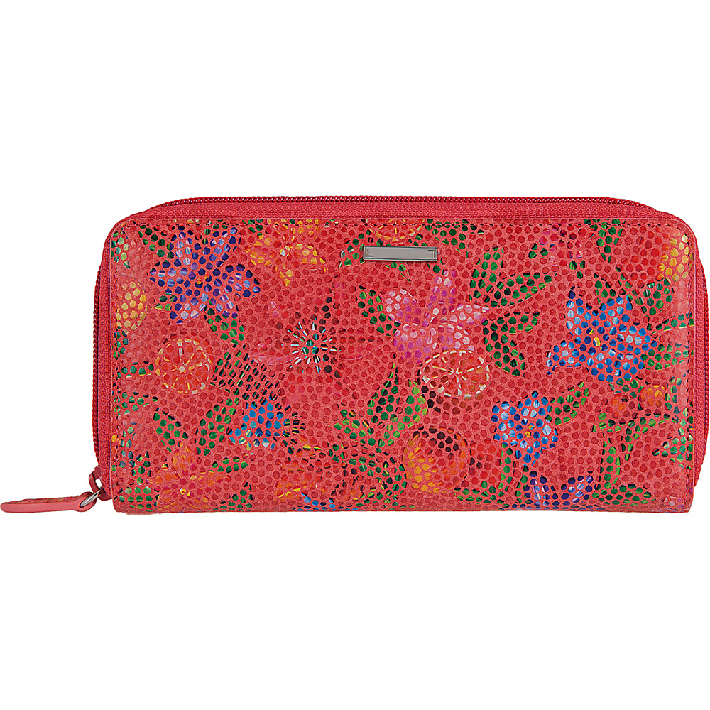 Lodis Fruitilicious Ada Zip Wallet Cherry - Lodis Womens Wallets - Women's SLG, Women's Wallets
