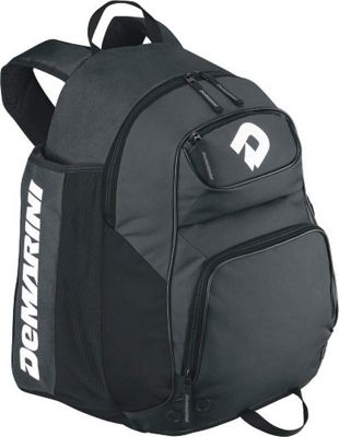 DeMarini DeMarini Aftermath Backpack Black - DeMarini Gym Bags