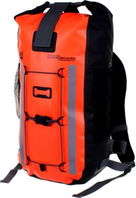 Roc Gear 20L Pro-Vis Backpack Orange - Roc Gear Day Hiking Backpacks