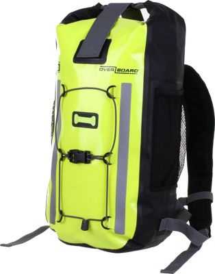 Roc Gear 20L Pro-Vis Backpack Yellow - Roc Gear Day Hiking Backpacks