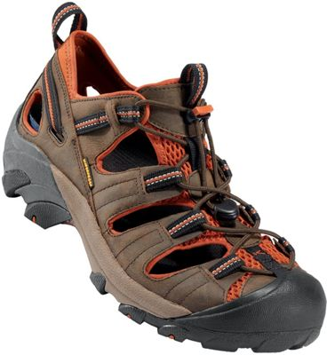 Keen Mens Arroyo ll Sandal 10 - Black Olive/Bombay Brown ...