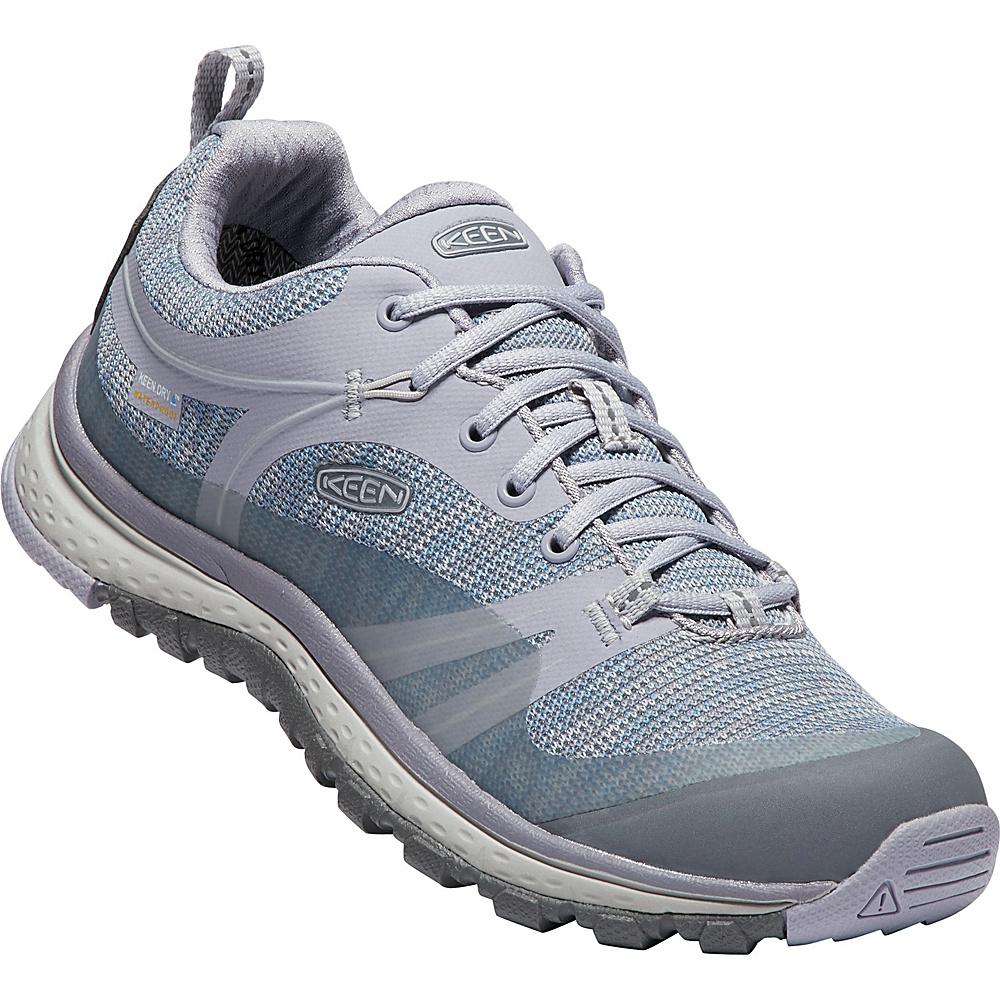 KEEN Womens Terradora Waterproof Boot 11 - Dapple Grey/Vapor - KEEN Womens Footwear - Apparel & Footwear, Women's Footwear