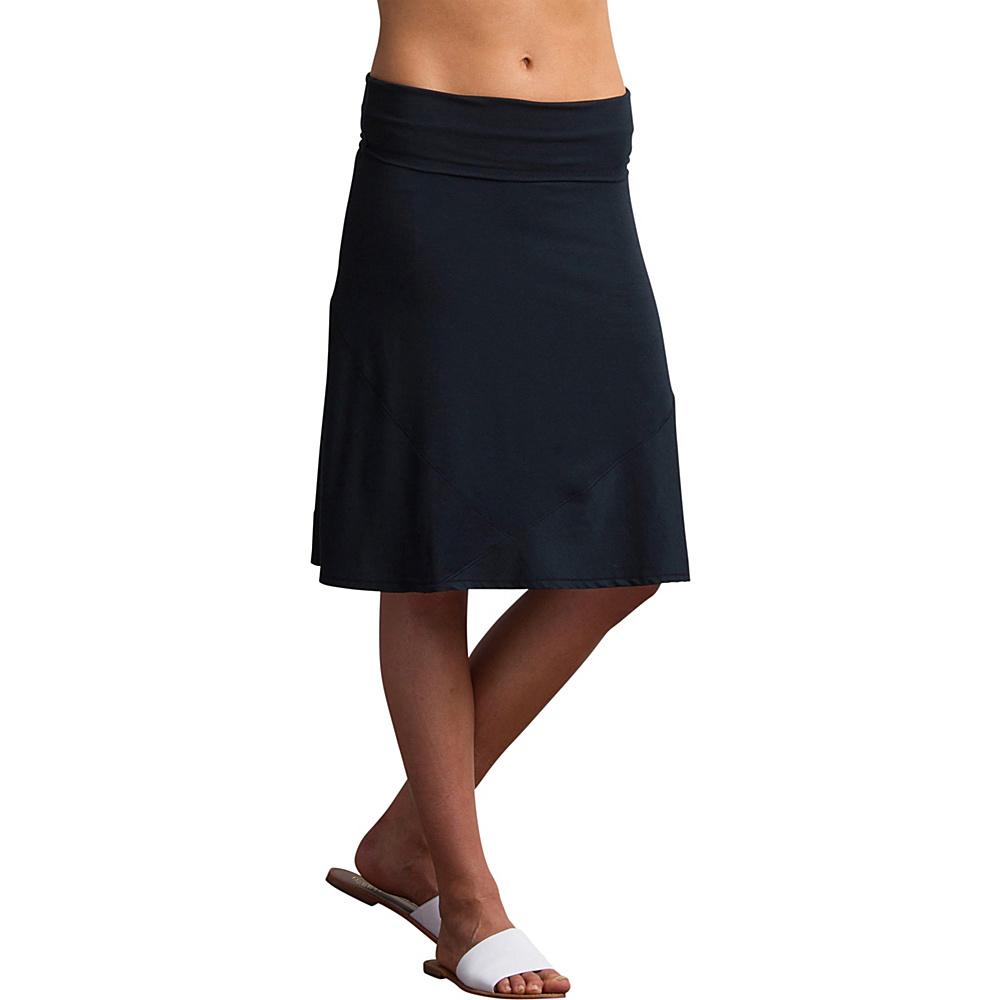 ExOfficio Womens Wanderlux Convertible Skirt S - Black - ExOfficio Womens Apparel - Apparel & Footwear, Women's Apparel