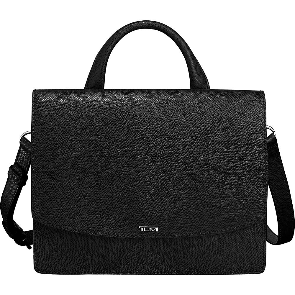Tumi Sinclair Ali Small Crossbody Black - Tumi Designer Handbags - Handbags, Designer Handbags