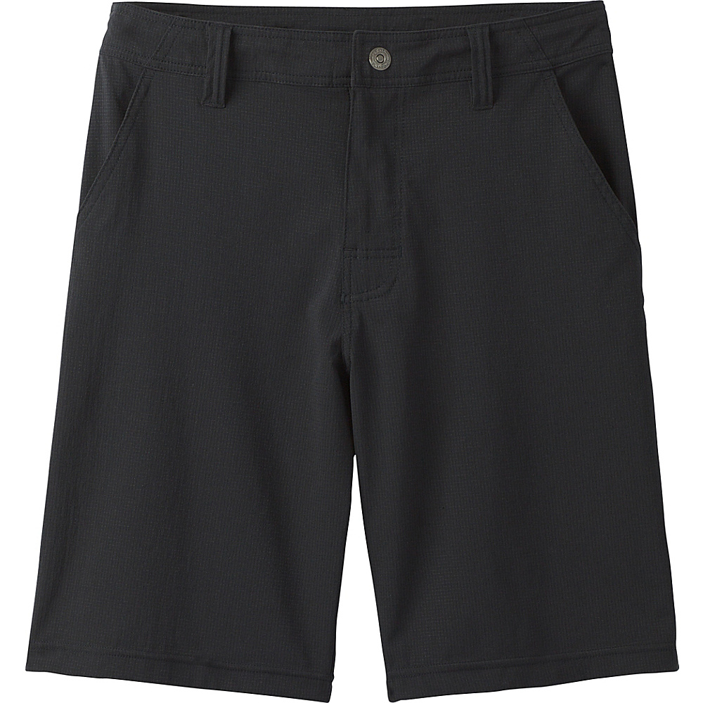 PrAna Hybridizer Short 32 - Black - PrAna Mens Apparel - Apparel & Footwear, Men's Apparel