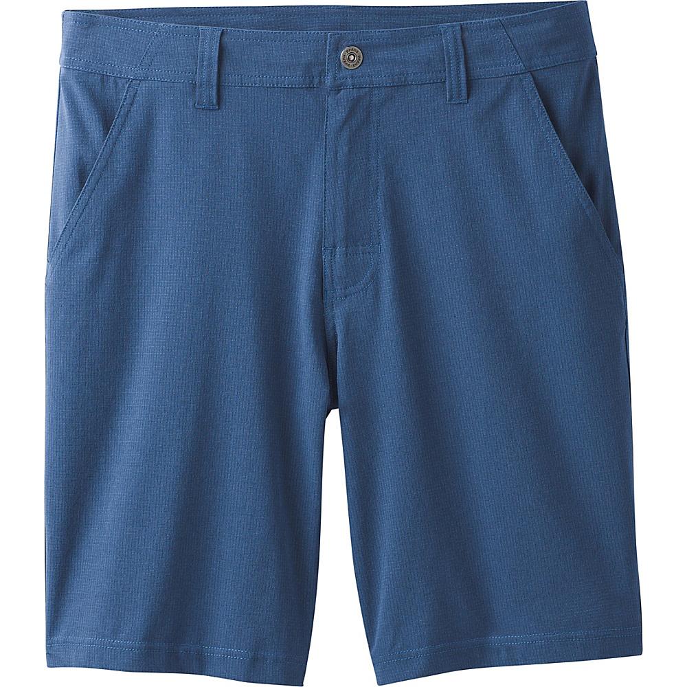 PrAna Hybridizer Short 30 - Equinox Blue - PrAna Mens Apparel - Apparel & Footwear, Men's Apparel