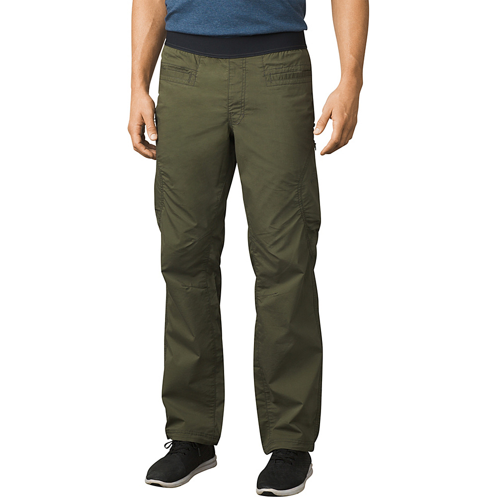 PrAna Calculus Pant XXL - Cargo Green - PrAna Mens Apparel - Apparel & Footwear, Men's Apparel