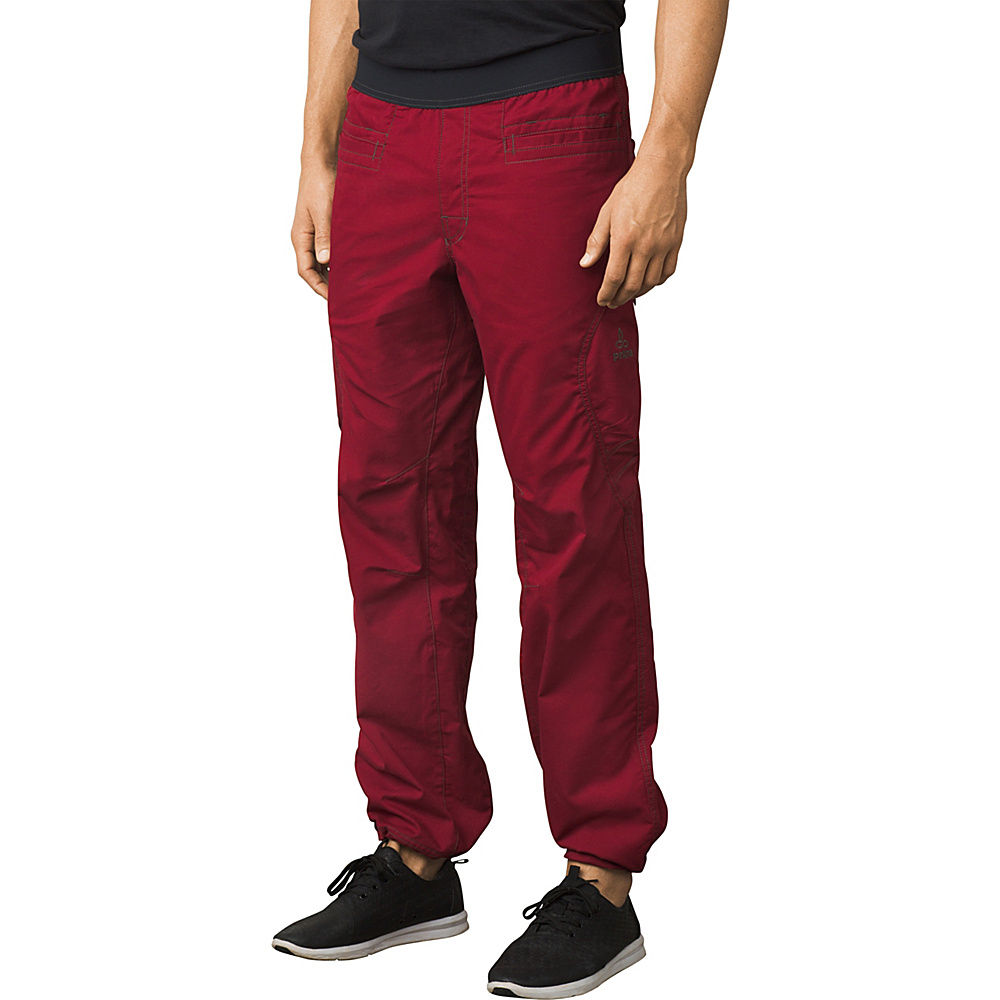 PrAna Calculus Pant XL - Red Rock - PrAna Mens Apparel - Apparel & Footwear, Men's Apparel